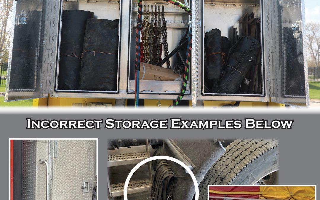 Bungee Cord Storage (7/22/2019)